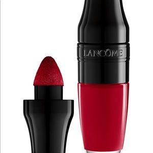 Lancôme Lipstick in Matte Cherry Red, brand new